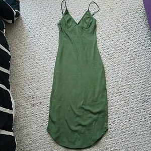 American Apparel Sofia Midi Dress